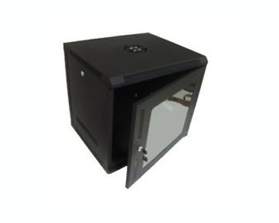 15U – Wall Mount IT Server Data Network Cabinet Rack Glass Door ...