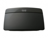 Linksys E1200 Wireless N BroadBand Router (Black)