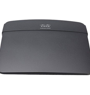 Linksys E900 N300 Wireless Router