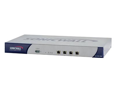 SonicWALL SSL VPN 2000