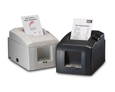 Star TSP 650 Receipt Printer