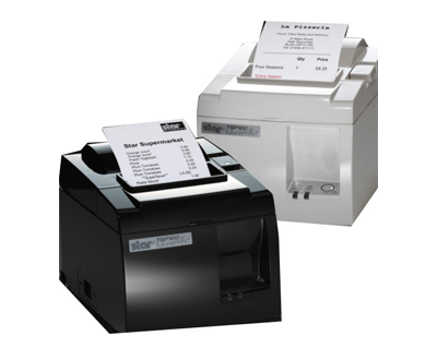 Star TSP100GT Receipt Printer