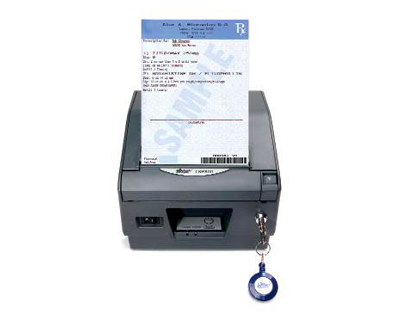 Star TSP800 Rx Receipt Printer