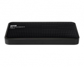 Western Digital External Portable Hard Drive(WDBZFP0010BBK) Black