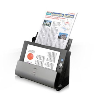 how to add canon scanner to computer