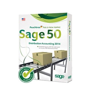SAGE 50 Accounting for Distribution