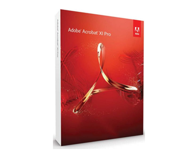 Adobe Acrobat Professional XI Windows