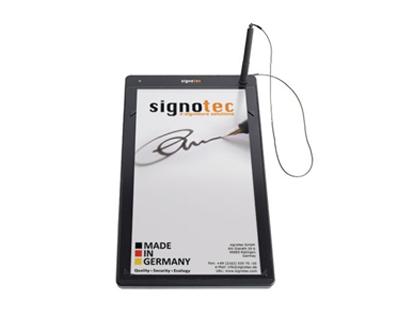 signotec LCD Signature Pad Alpha