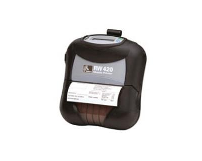 Zebra RW 420 Mobile Printers