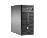 HP 280 G1 Microtower PC Bundle(K3S55EA)