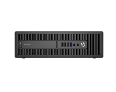 HP EliteDesk 800 G2 Small Form Factor PC (ENERGY STAR)(P1G48EA)