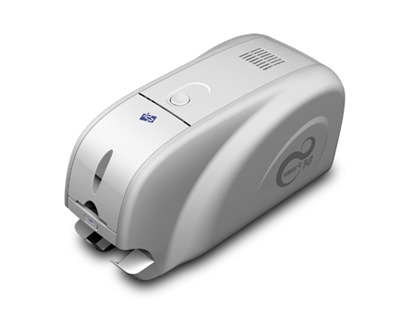 SMART-30S Single-Sided Thermal ID Card Printer