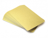 Gold & Silver Cards