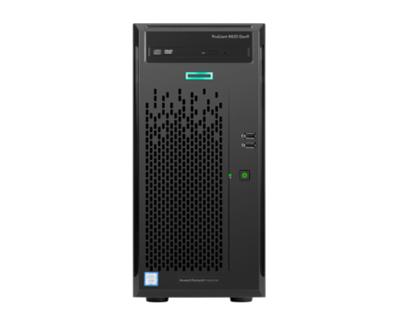 HPE ProLiant ML10 Gen9 E3-1225 v5 8GB-R 2TB Non-hot Plug 4LFF SATA 300W Svr/GO (838124-425)