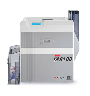Matica XID8100Desktop Card Printers