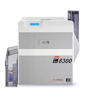 Matica XID8300 Desktop Card Printer