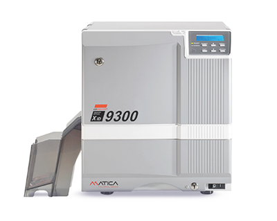 Matica XID9300 Desktop Card Printer