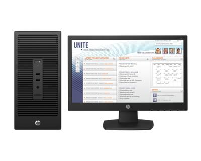 HP 280 G2 Microtower PC Bundle(X3K80EA)