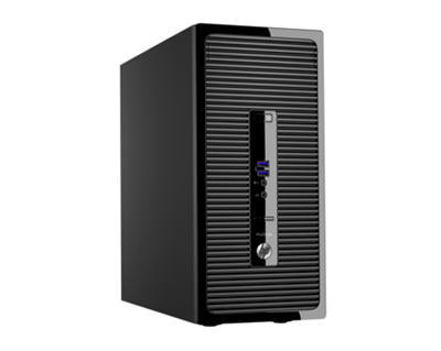 HP ProDesk 400 G3 Microtower PC(P5K02EA)