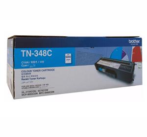 Brother TN348C Cyan Cartridge