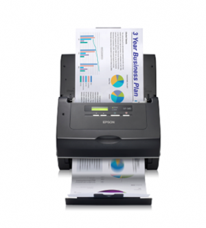 Epson GT-S55N Network scanner