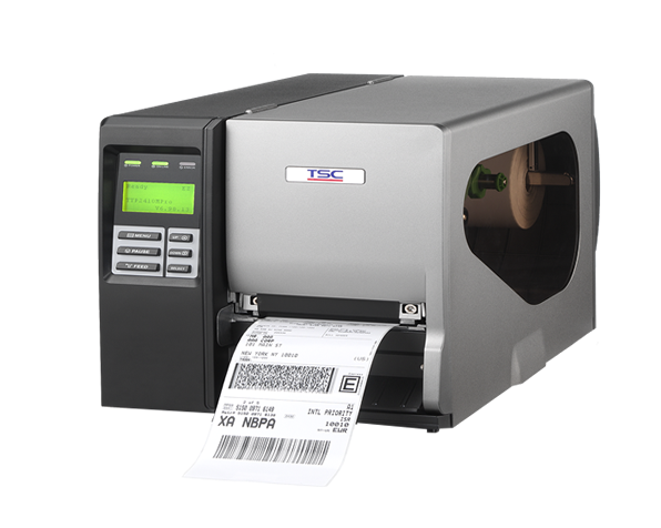 TSC TTP-2410M Industrial Label printer
