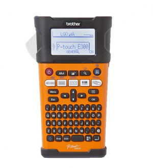 Brother PT-E300vp Handheld Electrician Labelling Printer