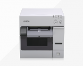 ColorWorks C3400 Colour label printer