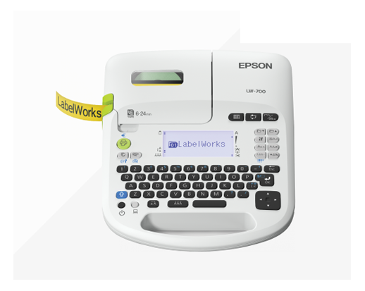 Epson LabelWorks LW-700 Label Maker