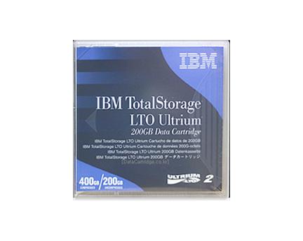 IBM LTO 2 Tape 200/400 GB Cartridge (08L9870 )