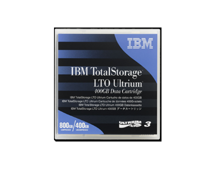IBM LTO 3 Tape 400/800 GB Data Cartridge(24R1922)