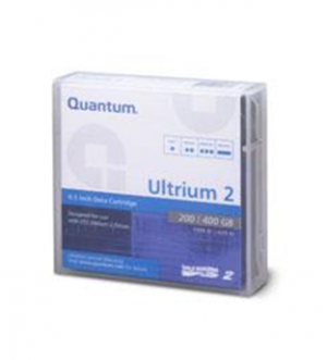 Quantum LTO 2 Tape-Ultrium 2 LTO 2 Tapes MR-L2MQN-01
