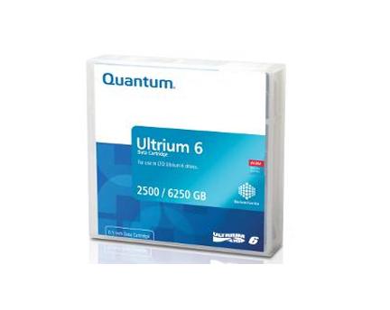 Quantum LTO 6 Ultrium WORM Tape(MR-L6MQN-02)