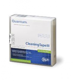 Quantum THXHC-02 DLT Cleaning Tape III for DLT III/IIIXT/IV Drives