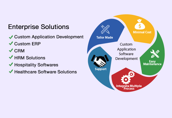 custom erp solution dubai