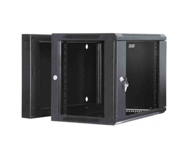 4U 600x600x290mm Dual Section Cabinet