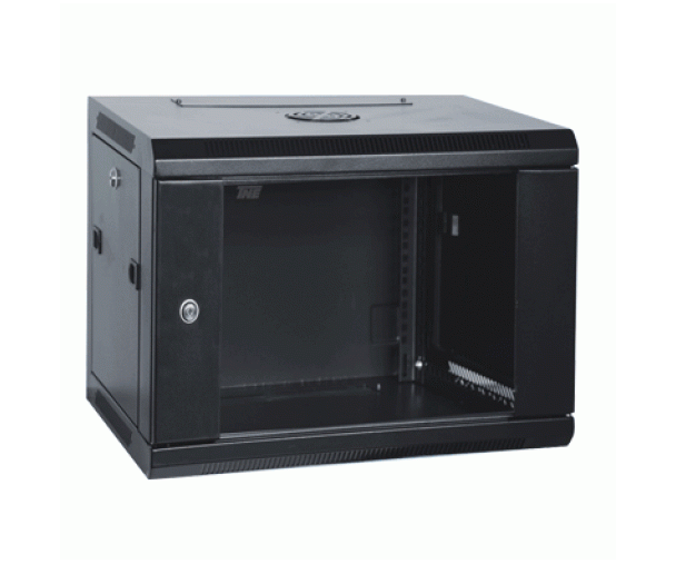 9U 600x550 Wallmount Network Cabinet