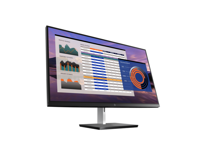 HP EliteDisplay S270n 27-inch Monitor(2PD37AA)