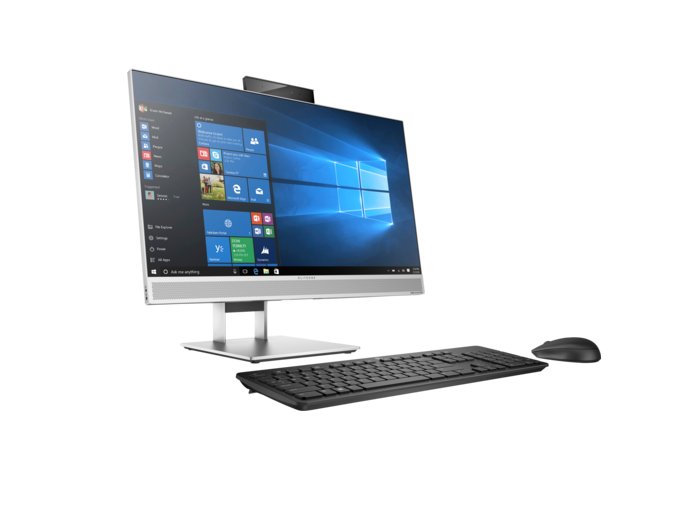 HP EliteOne 800 G4 23.8-inch Non-Touch All-in-One PC(4KX16EA)