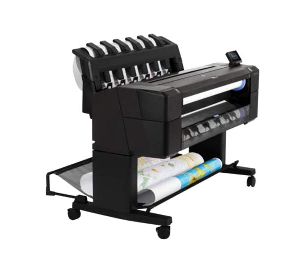 HP DesignJet T1530 914 Black Printer (L2Y23A)