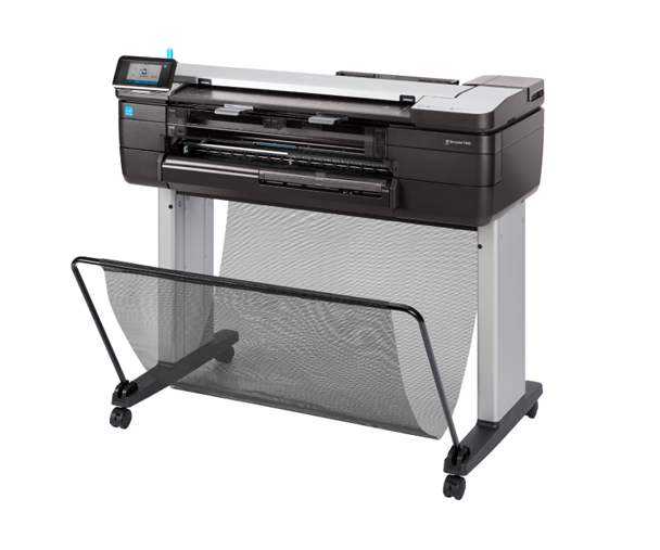 HP DesignJet T830 24-inch Multifunction Printer (F9A28A)