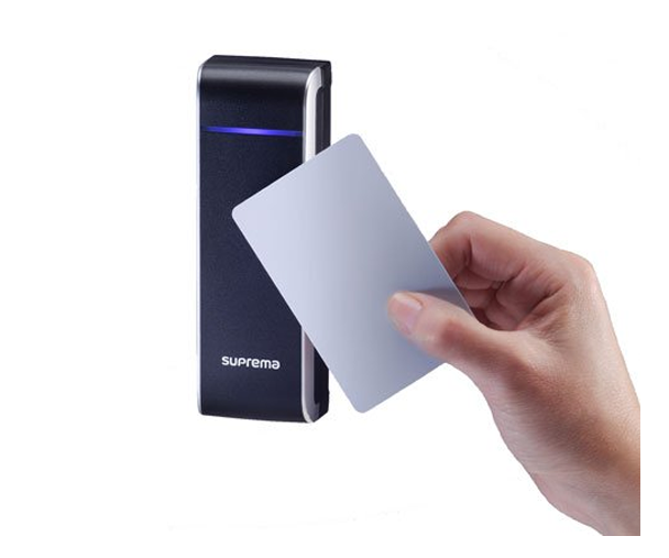 Suprema Xpass time and attendance control system