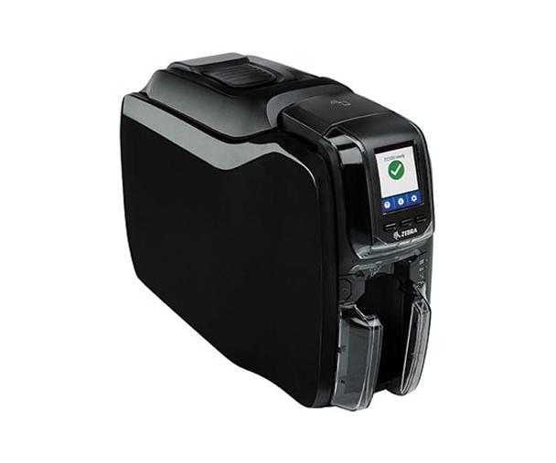 Zebra ZC350 ID card printer
