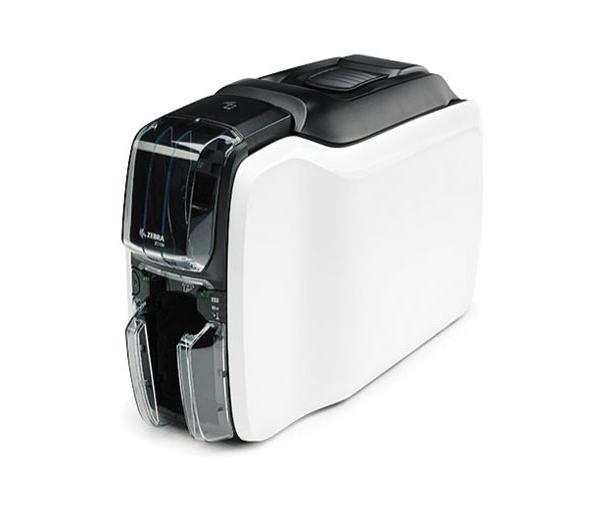 Zebra ZC100 Single sided ID card printer