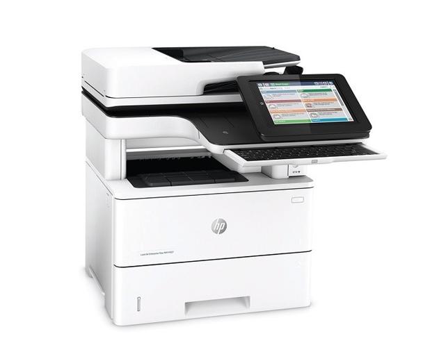 HP LaserJet Enterprise Flow MFP M527c Printer-F2A81A