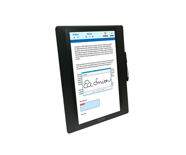 Topaz GemView 7 Tablet Display