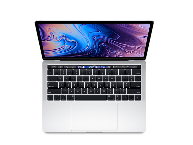 MacBook Pro 13-in (Four Thunderbolt 3 ports)