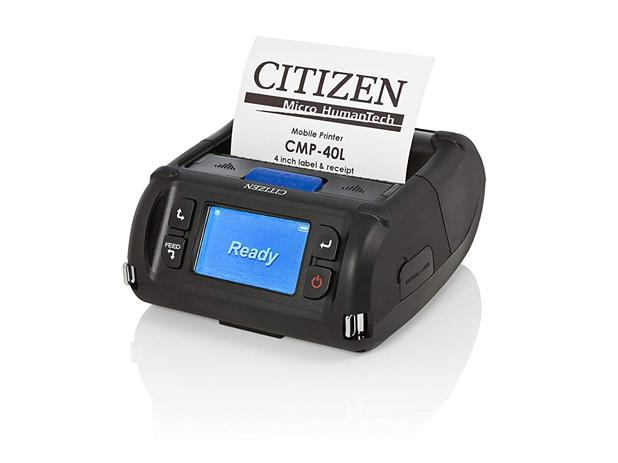 Citizen CMP-40L Durable mobile printer