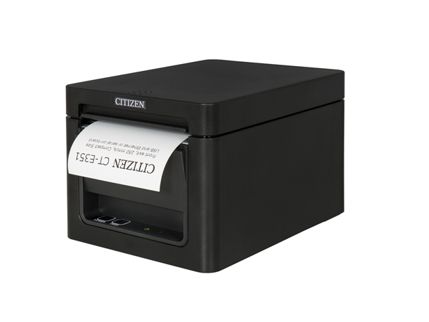 Citizen CT-E351 direct thermal POS printer