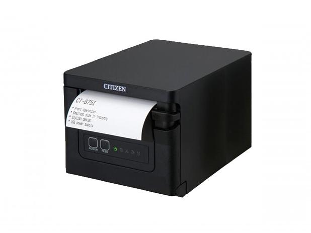 Citizen CT-S751 Fast receipt printer